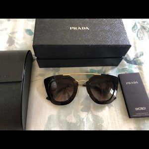 9ac76597f21 Prada Women s Sunglasses